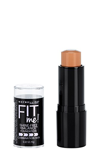 MAYBELLINE FIT ME! SHINE-FREE FOUNDATION #235 PURE BEIGE