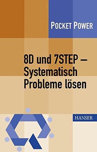 8D und 7STEP - Systematisch Probleme lösen by Berndt Jung (2011-04-07) thumbnail