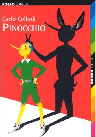 LES AVENTURES DE PINOCCHIO. Histoire d'un pantin par Carlo Collodi