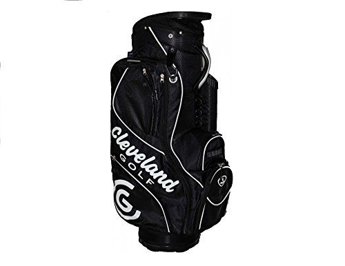 Cleveland CG Cart - Golf Cart Bag (Composite) Couleur: Noir