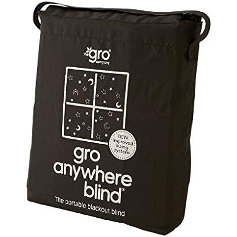 Grobag Gro-En cualquier lugar Ciegos Cortina Motif Estrellas y Negro Luna