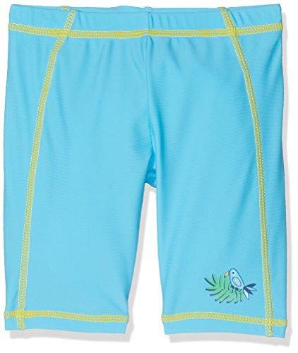 DIMO-TEX Sun Baby - Jungen Badehose Jungen Badehosen UV50+ 171083, Gr. 86, Blau (aqua 25)