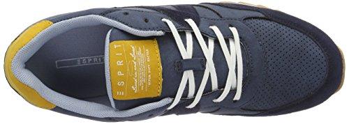 ESPRIT Astro, Scarpe da Ginnastica Basse Donna Blu (400 Navy)