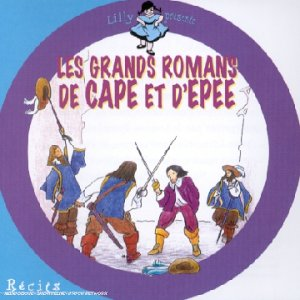 Cape et Epee Grands Epee (Märchen-cape)