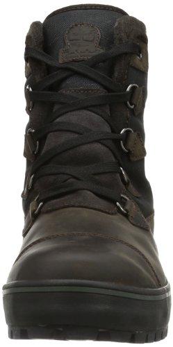 Timberland  EK Front Country Storm FTP_EK High Boot WP, Bottes de ski homme Marron - Marrón (Braun (Dark Brown/Black))