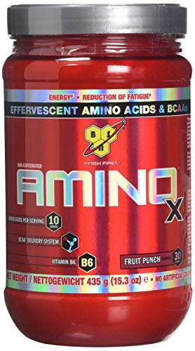 BSN Amino X Muscle Support Powde...