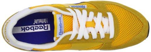 Reebok CLASSIC JOGGER V44135 Herren Sneaker gelb/blau