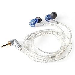 MaryCom-rC wT2 re-câble pour westone IEM Argent