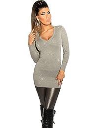 Koucla - Pull - Femme Taille Unique e01cc9e70f1d