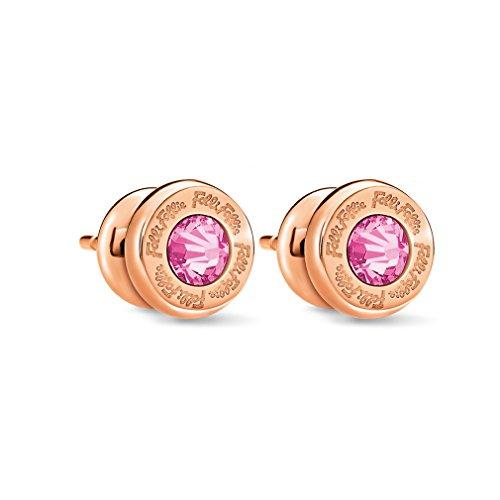 earrings-folli-follie-logomania-studds