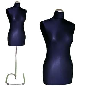44/46 dummyDoll mannequin de couture femme en mousse de polyuréthane de couture mannequin femme taille 44 46/e0049 mannequin de vitrine torse