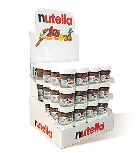 Nutella® - 64 mini vasetti da 25g ognuno
