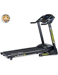 JK Fitness Tapis de course Genius 115tapis électrique MP3USB Sport