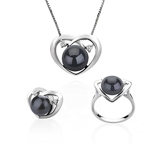 katie-heart-black-7-10mm-aa-quality-freshwater-925-sterling-silver-cultured-pearl-set