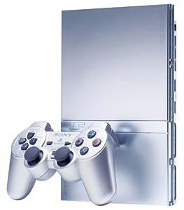 Sony Silver PlayStation 2 Console (Slimline)