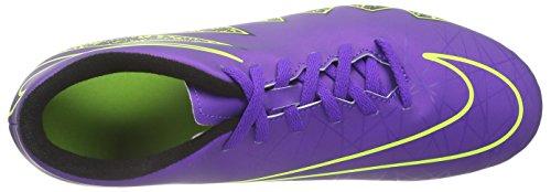 Nike Hypervenom Phade Ii Fg, Chaussures de Football Entrainement homme Violet - Violett (Hyper Grape/Hypr Grape-Blk-Vlt 550)