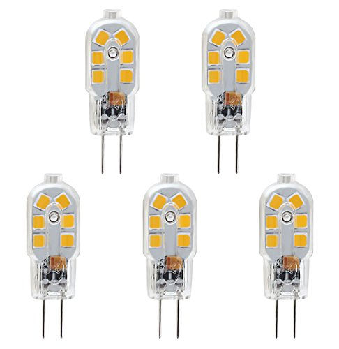 KINDEEP® Lampadina LED, Attacco G4 - 1.5W / 120LM -