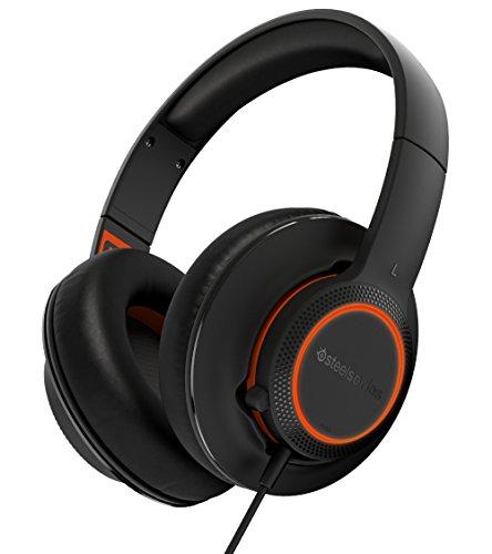 SteelSeries Siberia 150 - Auriculares para juego con micrófono, iluminación RGB, gestión...