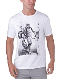 Chunk Boombox Troopers - T-Shirt - Graphique - Coton - Homme