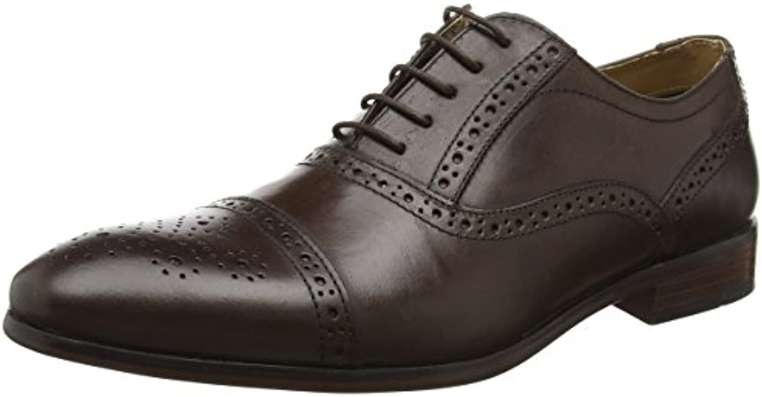 Red Tape Men Hartwell, Zapatos para Hombre -