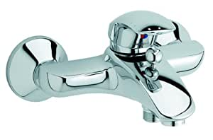 Mitigeur bain/douche Jupiter chrome