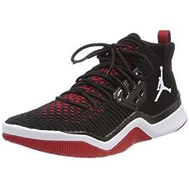 the best attitude d585f 0034f Nike Jordan Dna LX, Scarpe da Basket Uomo, Nero, 42 EU