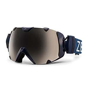Zeal - Masques de ski snowboard - Eclipse - Navy Polarized automatic - Lunettes de Soleil