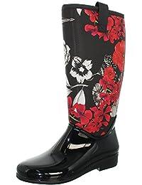 Desigual Bottes  ref_des41672-2000-noir Noir - Chaussures Botte Femme