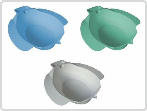 Einsatz-Bidet, weiß, blau oder grün