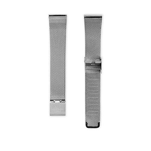 Nordgreen Mesharmband Silber für 40mm Uhren Silber