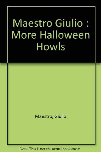 More Halloween Howls: Riddles That Come Back to Haunt You