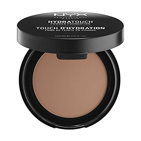 NYX Hydra Touch Powder Foundation Compact-15 Cocoa