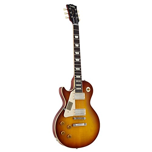 Gibson Custom Shop 1958 Les Paul Plain top Vos di LH Ice Tea + Valigetta 7a7ea72f1