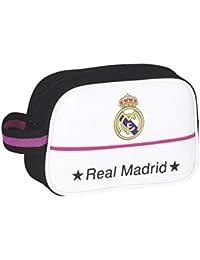 Safta - Neceser Real Madrid, 22 x 14 x 8 cm (811457234)