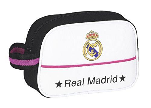 Safta – Neceser Real Madrid, 22 x 14 x 8 cm (811457234)