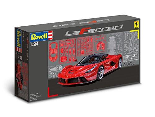 Revell - La Ferrari Voiture modÈle Kit