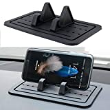 Redcolourful Silicone Pad Non-Slip Dash Mat Car Mount Holder Cradle Dock for Phone UniVer-sal Products