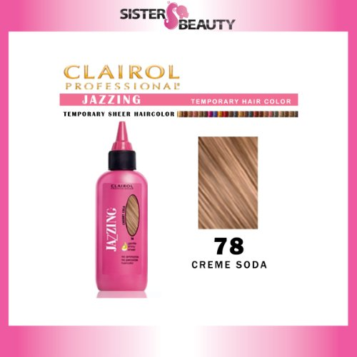 Clairol Coloration semi-permanente Jazzing #78 Creme Soda 89 ml