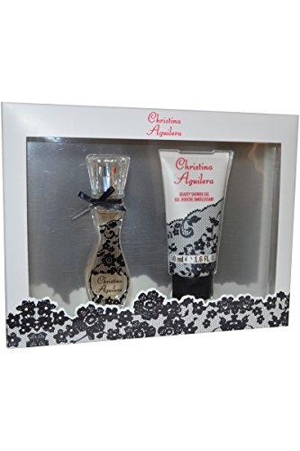 P&G Christina aguilera signature set 15ml edp und 50ml shower gel