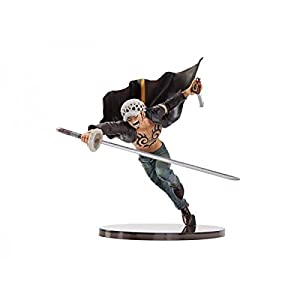 One Piece SCultures Big Trafalgar Law Figura 4