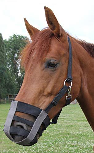 Museruola cavallo freno sequestro, maulkor per Cavalli al pascolo museruola...