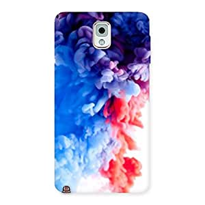 Neo World Colour Smoke Back Case Cover for Galaxy Note 3