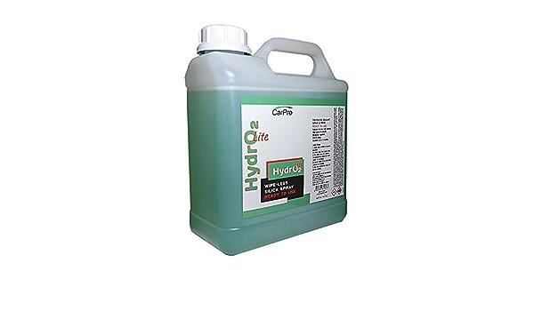 Carpro Hydro2 Lite Wipe Less Silica Spray Gebrauchsfertig 5 Liter Auto