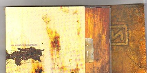 NINE INCH NAILS - DOWNWARD SPIRAL - CD album - CD (not vinyl)