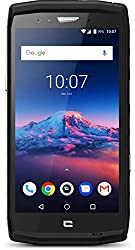 Crosscall Trekker-X4 Smartphone (5,5 Zoll - 64 GB internal Speicher - Dual Nano-SIM - Android) Schwarz