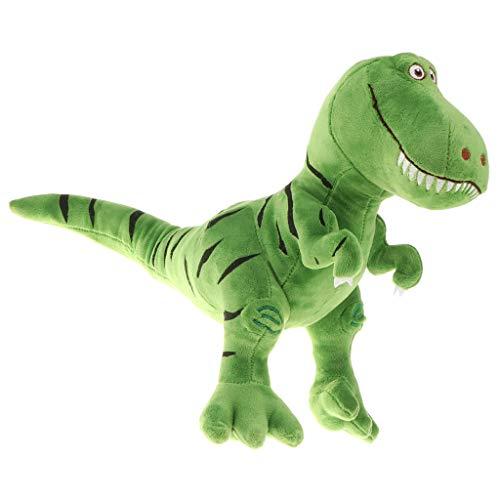 /Stofftier/Kuscheltier Dinosaurier für Kinder - Grün, 30 cm ()
