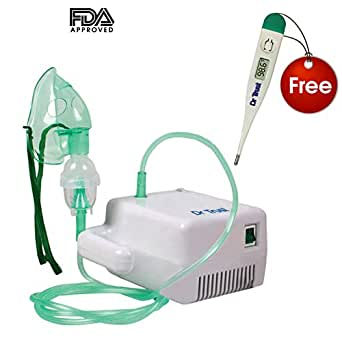 Dr Trust Nebulizer with Complete Kit