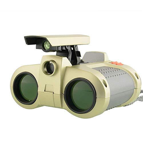AWLLY 4X30 Mini Kinder Kinder Überwachung Umfang Fernglas Teleskope Tragbare Spielzeug Mit Pop-Up...