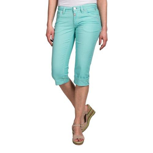 Timezone - Pantalon - Skinny - Femme Grün (fresh mint 3487)