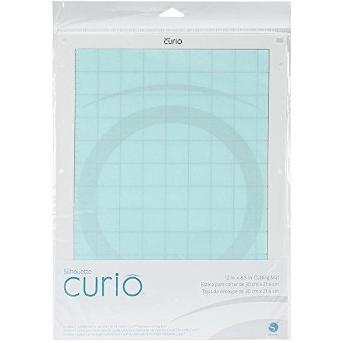 Silhouette America CURIO-CUT-12 Schneidematte für diein der größe, 21.5x 30.4 cm